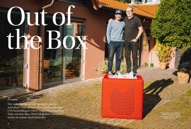 Out Of The Box, Artikelvorschaubild